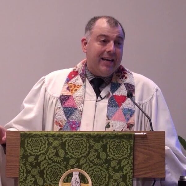 Reverend Stephane Vermette